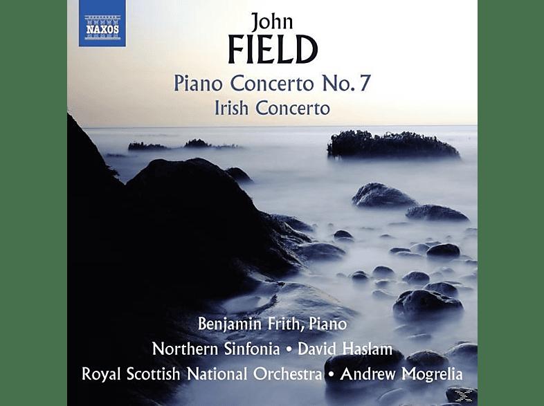 Firth/Northern Sinfonia/Royal Scottish National O. - KLavierkonzert 7/Irish Concerto/Klaviersonate [CD]