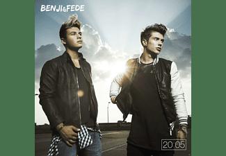 Benji   Fede - 20:05  - (CD)