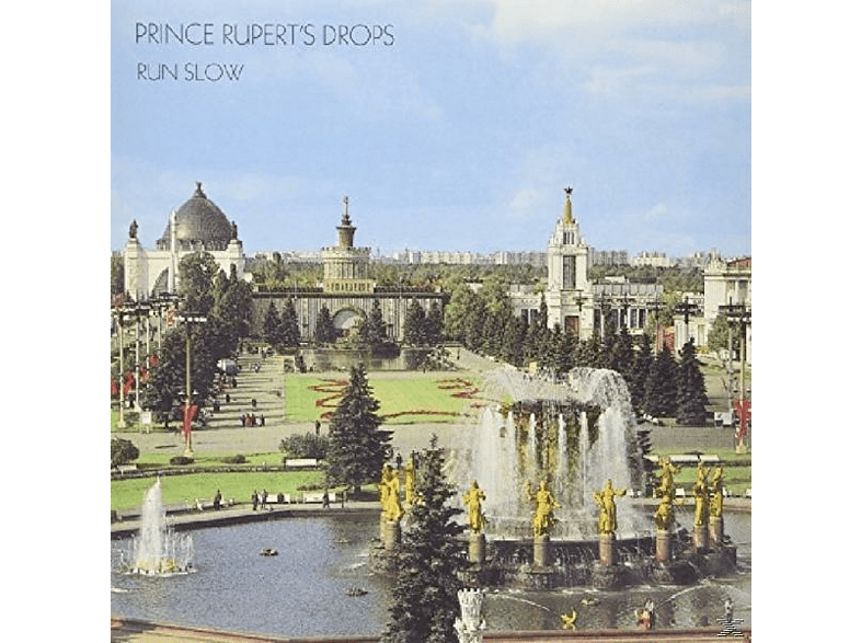 Prince Rupert's Drops - Run Slow [Vinyl]