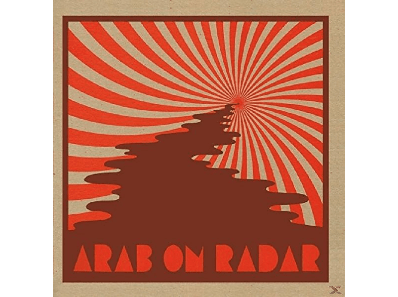 Arab On Radar - Soak The Saddle [CD]