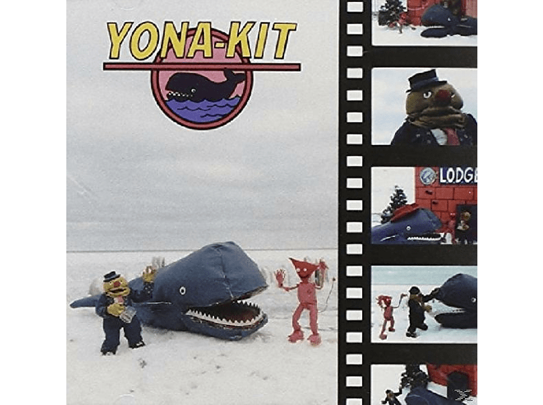 Yona-kit - Yona Kit [CD]