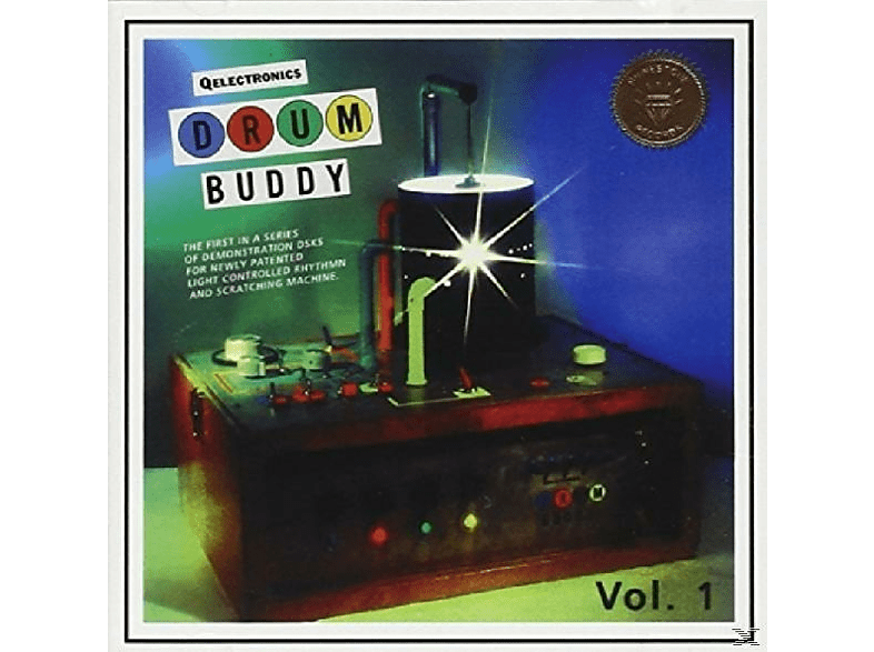 Q-Electronics - Drum Buddy Demonstration [CD]
