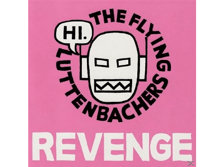 The Flying Luttenbachers - Revenge [CD]