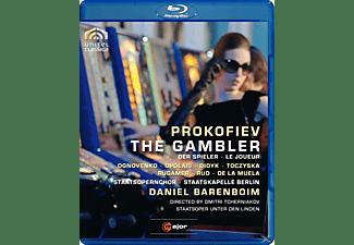 OGNOVENKO, OPOLAIS, DIDYK, TOCZYSKA, Barenboim/Ognovenko/Opolais - Der Spieler  - (Blu-ray)
