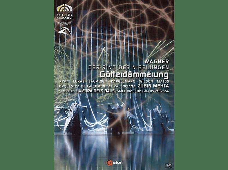 VARIOUS - Götterdämmerung [DVD]