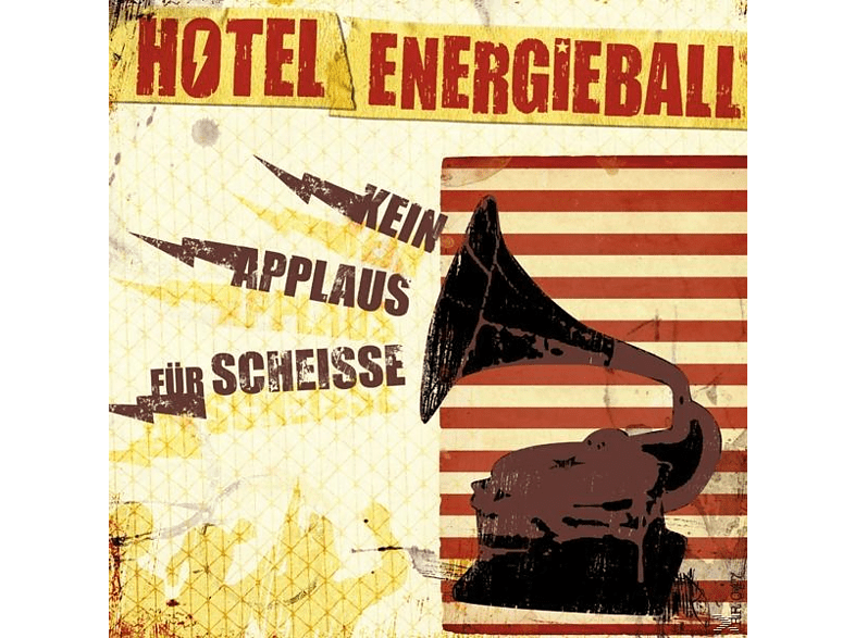 Hotel Energieball - Kein Applaus Für Scheiße [Vinyl]