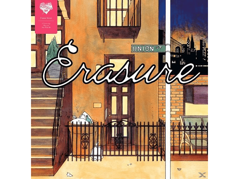 Erasure - Union Street [Vinyl]