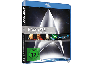 Star Trek 7 - Treffen der Generationen (Remastered) Blu-ray