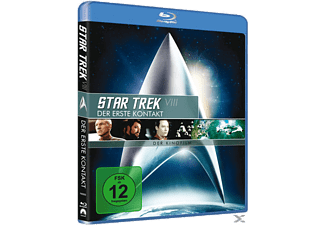 Star Trek 8 - Der erste Kontakt (Remastered) Blu-ray