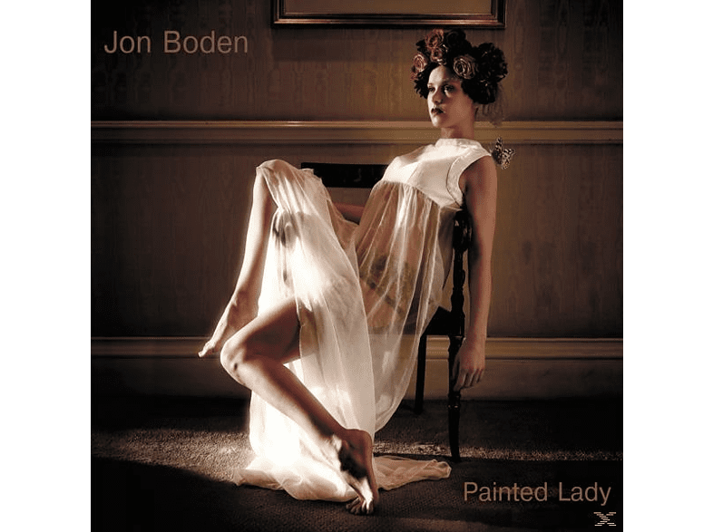 Jon Boden - Painted Lady [Vinyl]