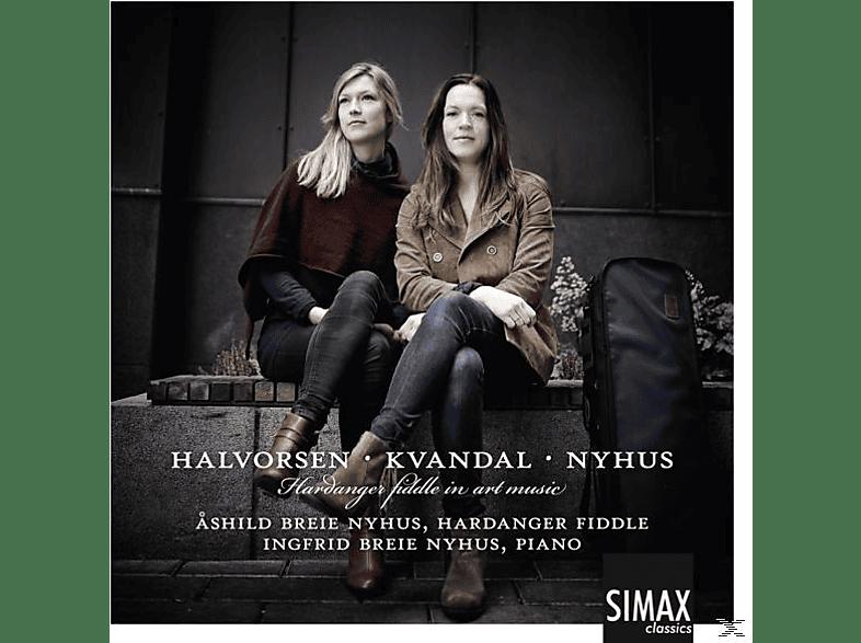 Ashild Breie Nyhus, Ingfrid Breie Nyhus - Hardanger Fiddle In Art Music [CD]