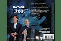 Paul Meyer, Pascal Contet - Fantaisies Lyriques [CD]
