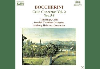 Tim Hugh, Scottish Chamber Orchestra - Cellokonzerte Vol.2  - (CD)
