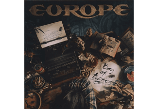 Europe - Bag Of Bones - (CD)