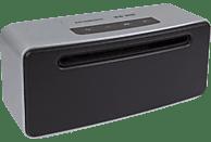SWISSTONE BX 600 Bluetooth Lautsprecher, Schwarz, Silber