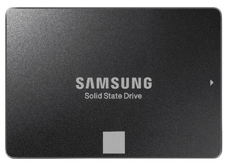 SAMSUNG 860 EVO Basic, 500 GB SSD, 2.5 Zoll, intern