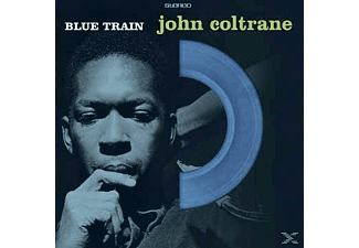 John Coltrane - Blue Train (Coloured) (Vinyl LP (nagylemez))