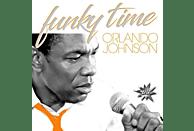 Orlando Johnson - Funky Time [CD]
