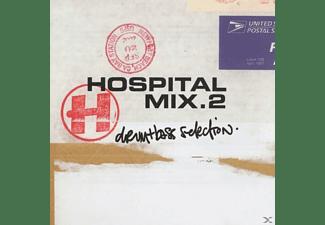 VARIOUS - Hospital Mix 2-Drum & Bass Sel  - (CD)