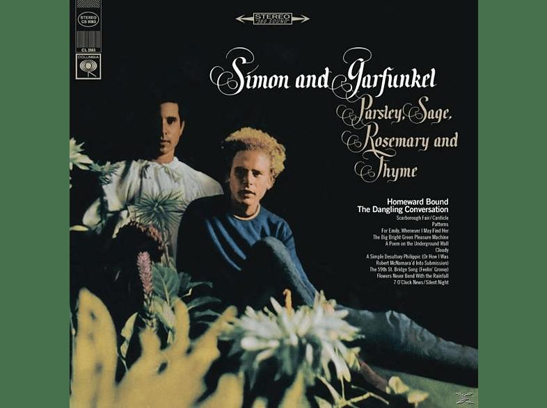 Simon & Garfunkel - Parsley Sage Rosemary & Thyme [Vinyl]