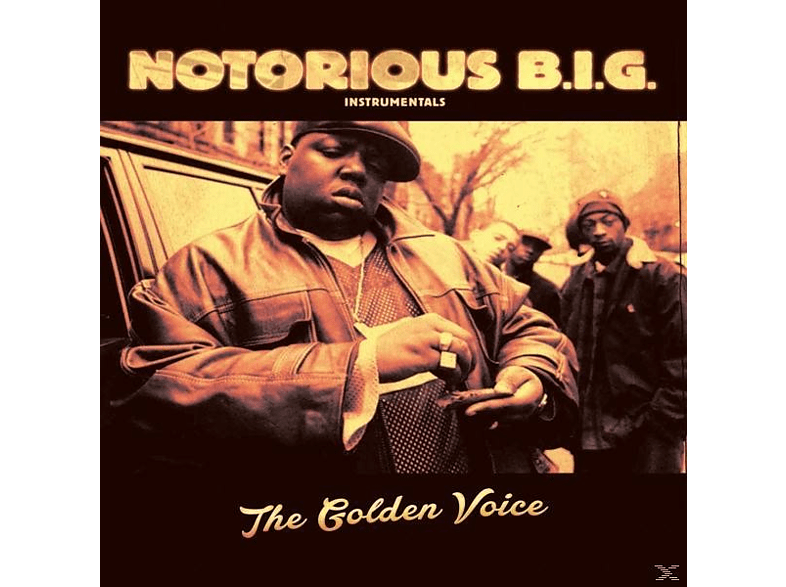 The Notorious B.I.G. - The Golden Voice (Instrumentals) [Vinyl]