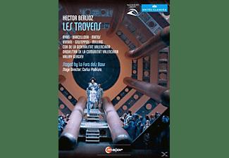 Orquestra De La Comunitat Valenciana, Cor De La Generalitat Valenciana - Die Trojaner  - (DVD)