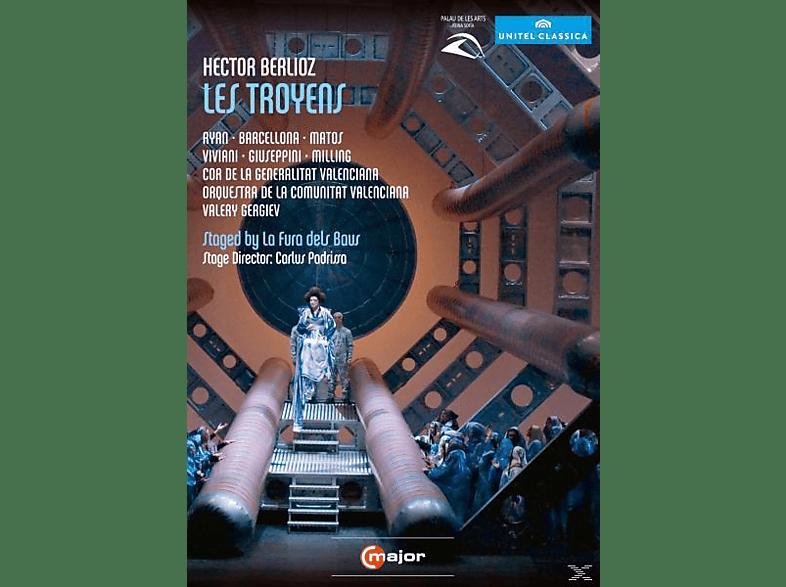 Orquestra De La Comunitat Valenciana, Cor De La Generalitat Valenciana - Die Trojaner [DVD]