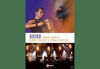 Kronos Quartet, Pohjonen, Kosminen - Uniko  - (DVD)