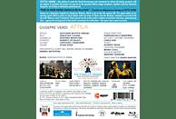 Orchestra/Coro Teatro Regio Pa, Battistoni/Parodi/Catana - Attila [Blu-ray]