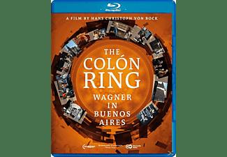 Watson/Rasilainen, Roberto/teatro Colón Paternostro - Colón Ring-Wagner In Buenos Aires  - (Blu-ray)