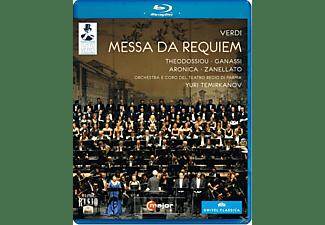 Temirkanov/Theodossiou/Ganassi - Messa Da Requiem  - (Blu-ray)