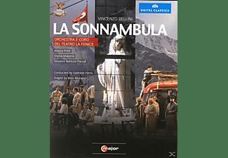 Pratt/Mukeria, Ferro/Parodi/Mellor/Pratt - La Sonnambula  - (Blu-ray)