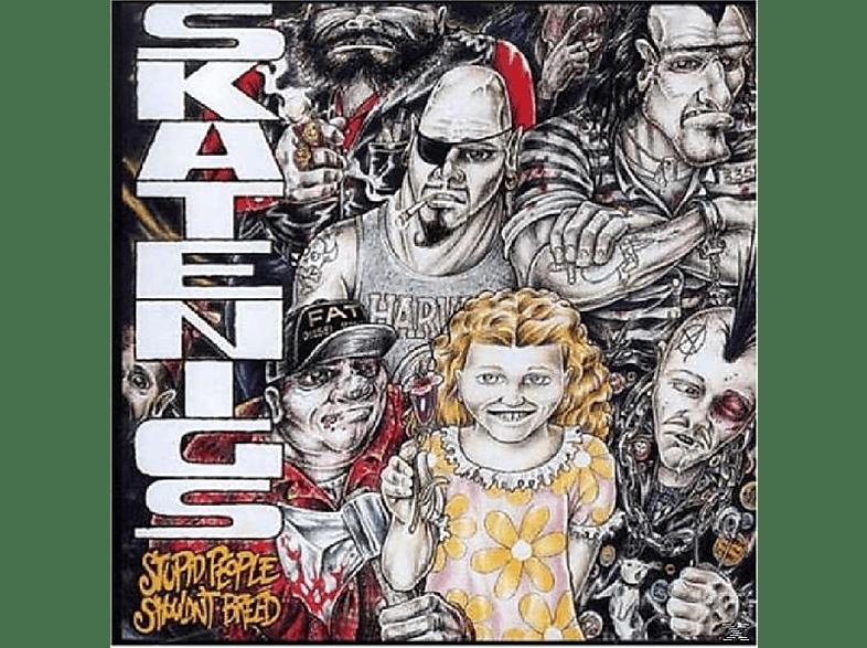 Skatenigs - Stupid People [CD]