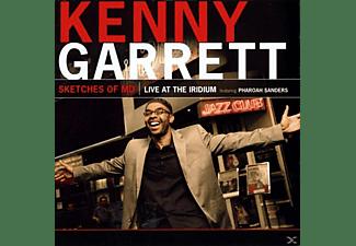 Pharoah Sanders, Kenny Ft.Pharoah Sanders Garrett - Sketches Of MD-Live At Iridium  - (CD)