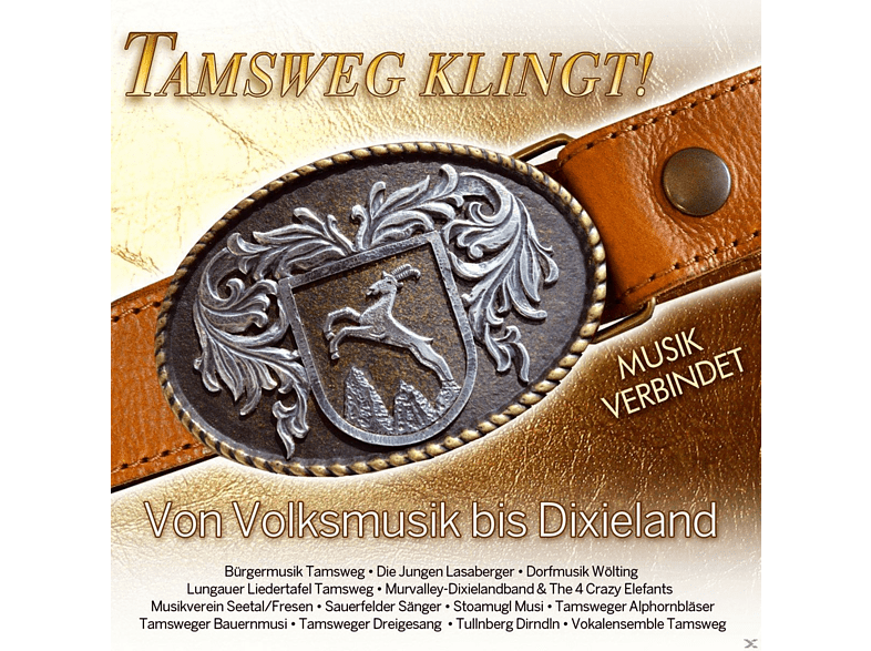 VARIOUS - Tamsweg klingt! Von VM bis Dixieland [CD]