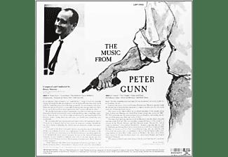 Henry Mancini - MUSIC FROM PETER GUNN  - (Vinyl)