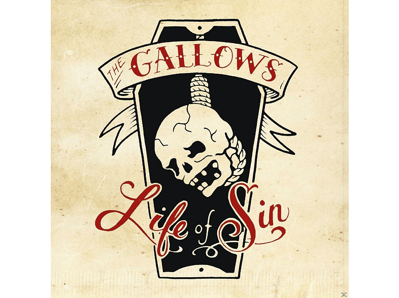Gallows - Life Of Sin [CD]