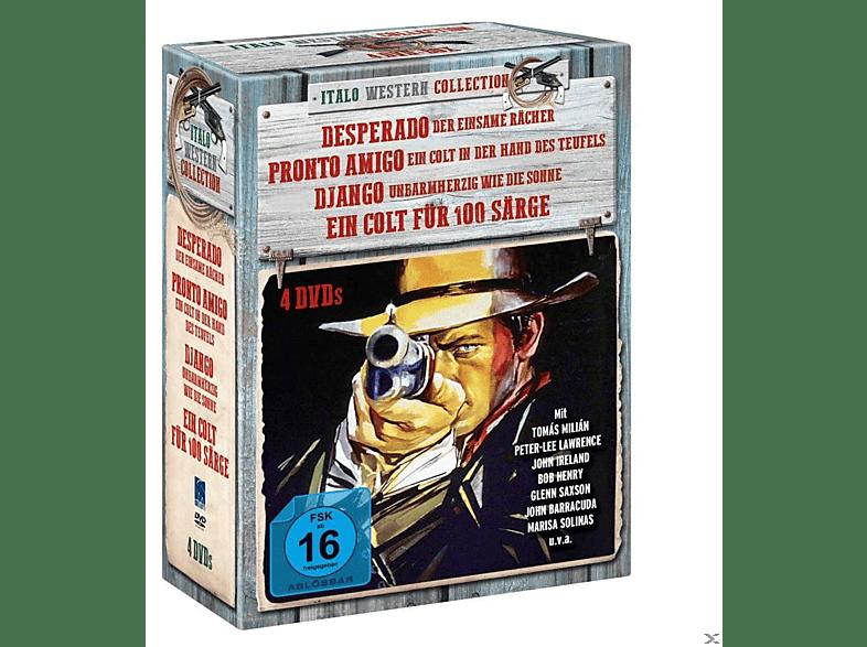 Italo-Western Collection [DVD]