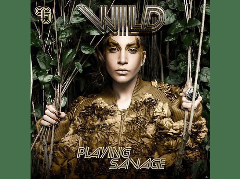 Playing Savage - Wild (LP+MP3) [LP + Download]