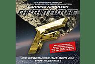 Edmond Hamilton - Captain Future: Erde in Gefahr-Folge 01 - (CD)