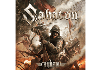 Sabaton The Last Stand CD + DVD Video