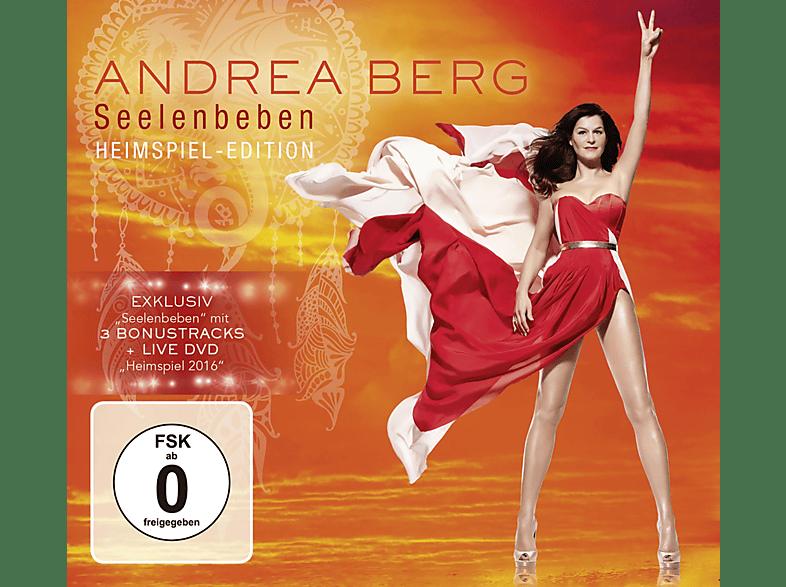 Andrea Berg - Seelenbeben - Heimspiel Edition [CD + DVD Video]