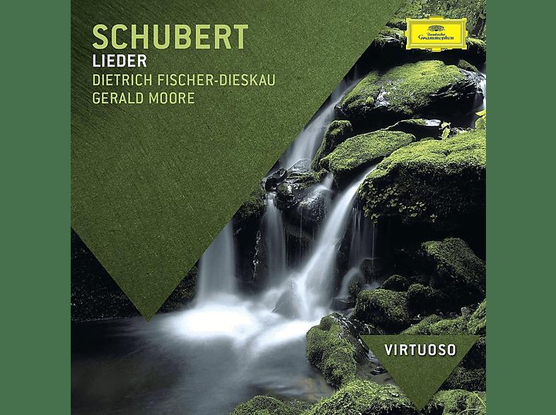 Dietrich Fischer-Dieskau, Gerald Moore - Lieder [CD]
