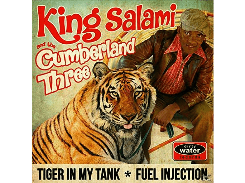 King Salami & The Cumberland 3 - Tiger In My Tank / Fuel Injection [Vinyl]