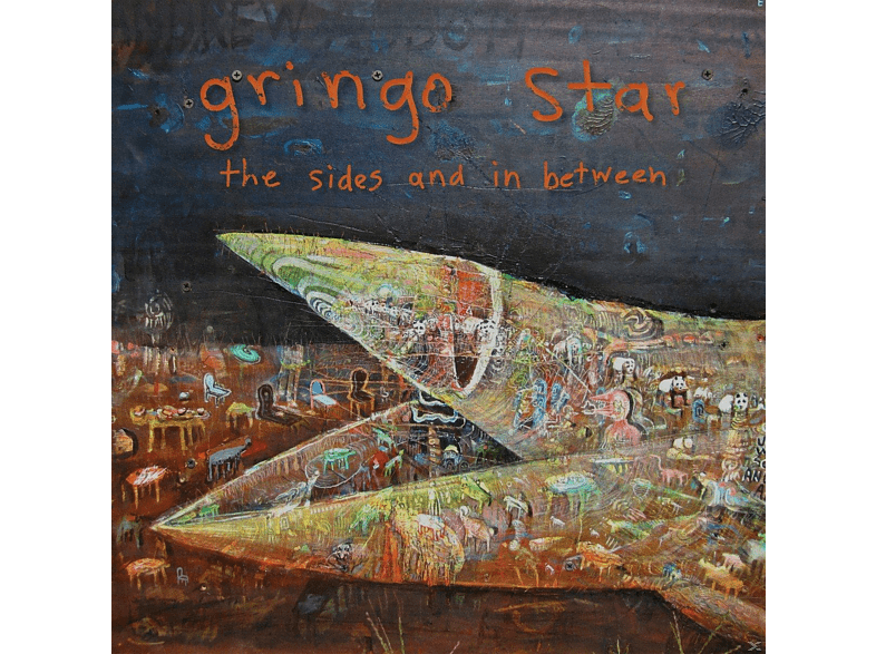 Gringo Star - The Sides And In Between [Vinyl]