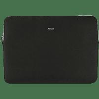 TRUST Primo Notebookhülle, Sleeve, 15.6 Zoll, Schwarz