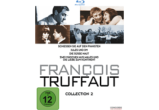 Francois Truffaut Collection 2 - (Blu-ray)