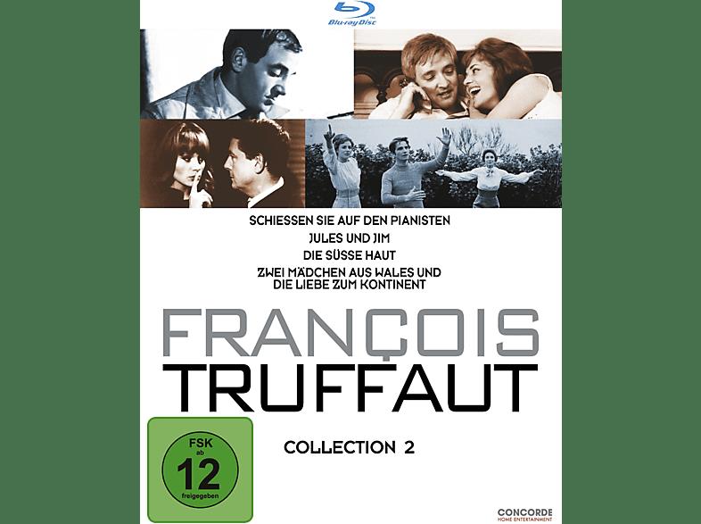 Francois Truffaut Collection 2 [Blu-ray]