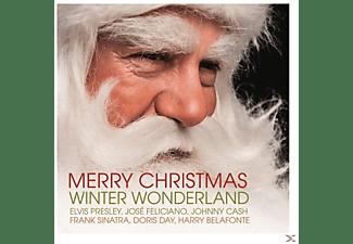VARIOUS - Merry Christmas-Winter Wonderland  - (CD)