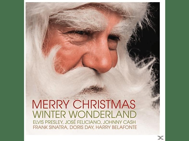 VARIOUS - Merry Christmas-Winter Wonderland [CD]